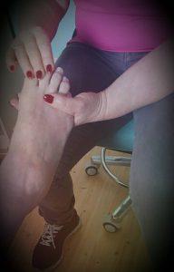 Wellnessbehandeling Pedicuresalon Voetje voor Voetje